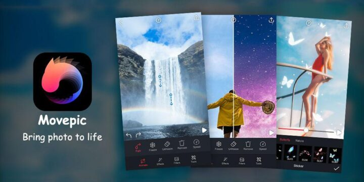 Movepic MOD APK cover 720x360