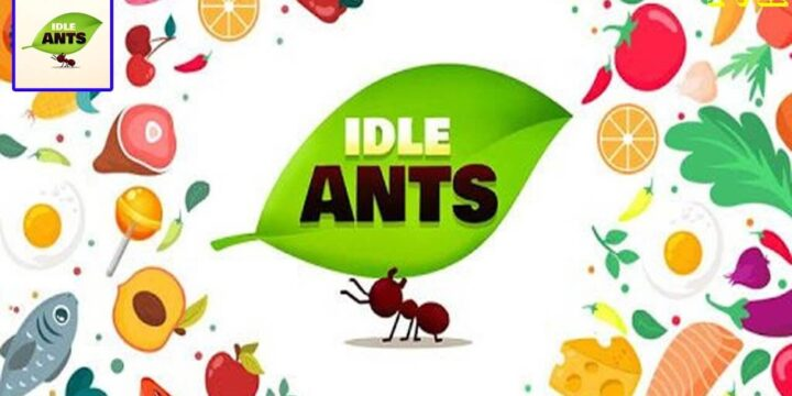 Idle Ants Cover 720x360