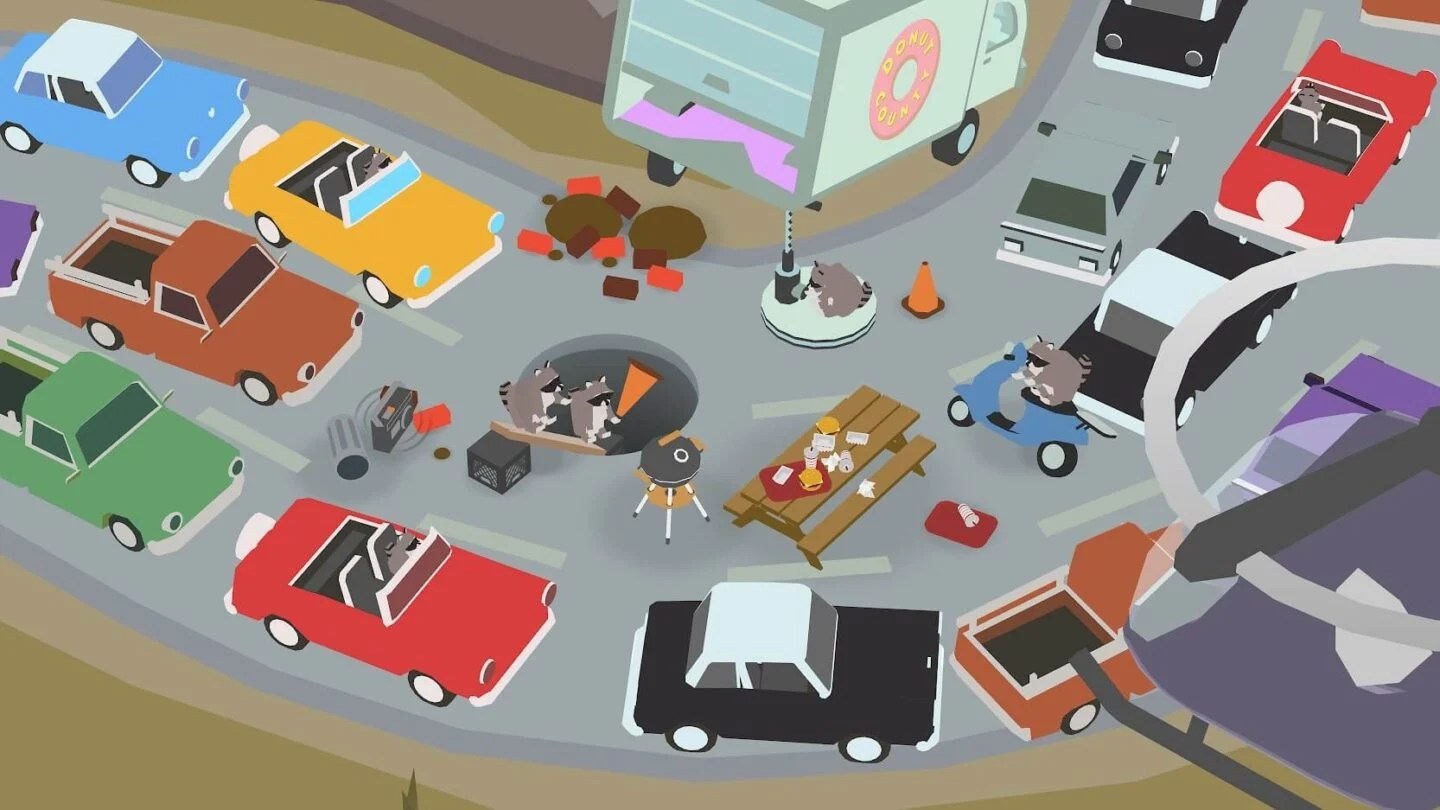 Donut County download for Android 1440x810