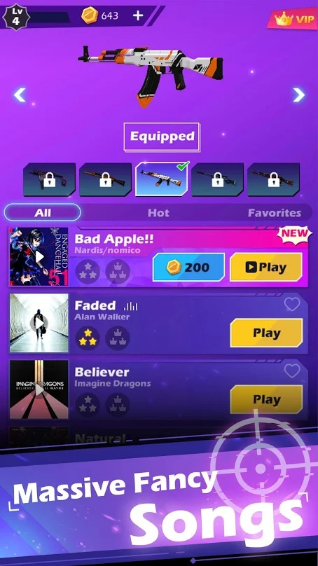 Beat Shooter for Android