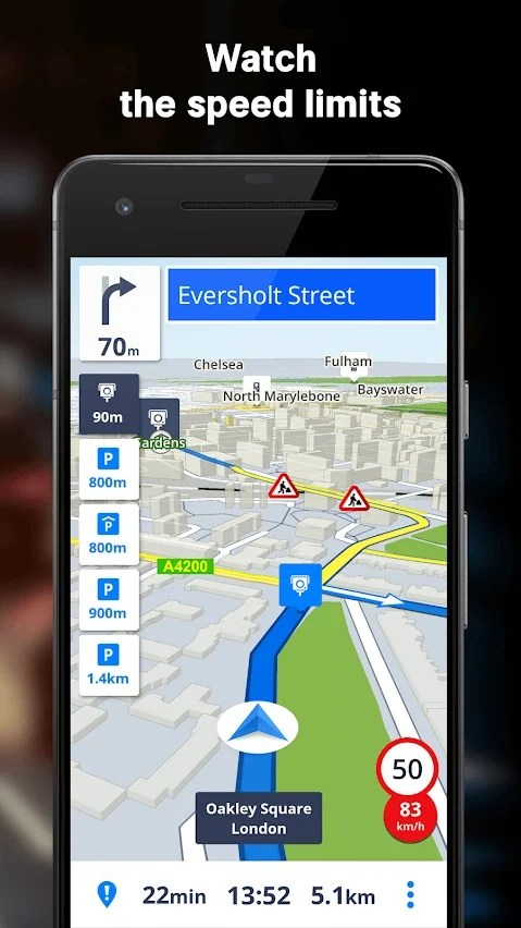 Sygic GPS for Android