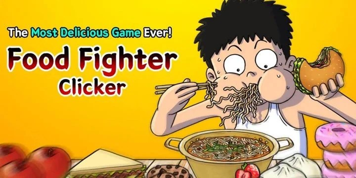 Food Fighter Clicker MOD APK cover