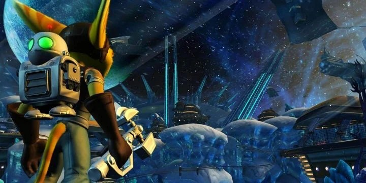 Ratchet Clank Future Tools of Destruction PS3 ROM cover