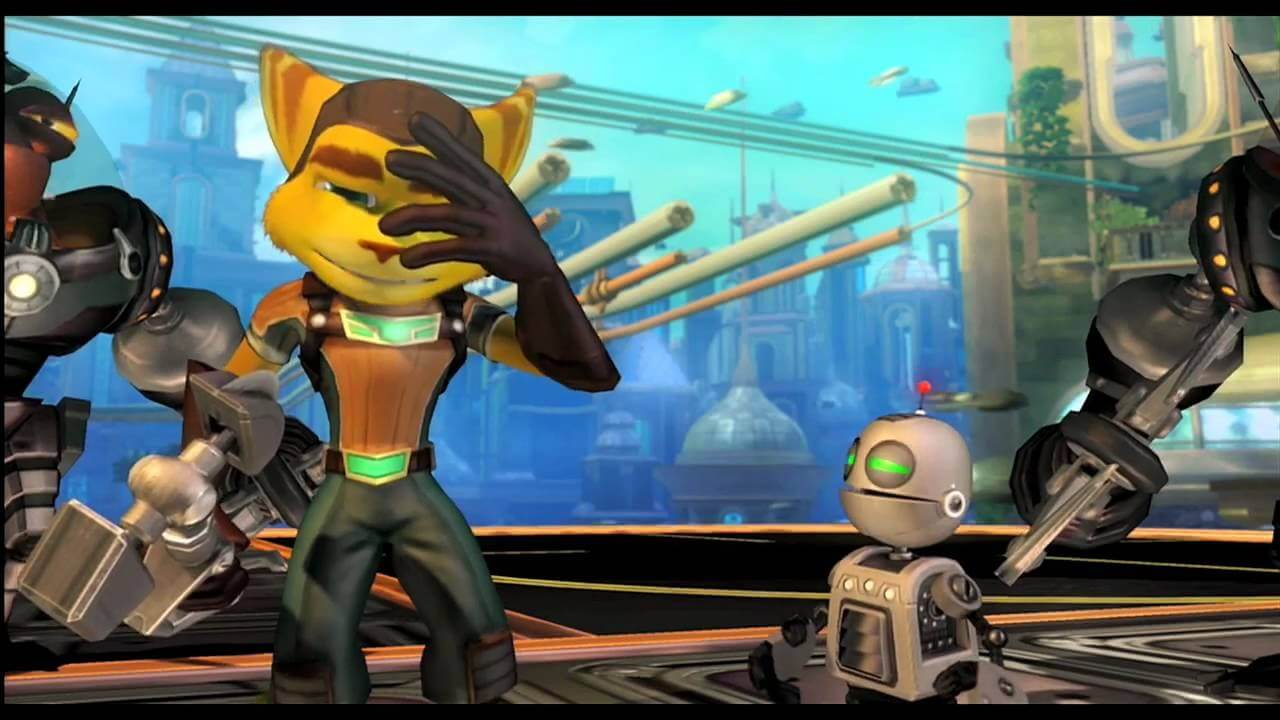 Ratchet Clank Future Tools of Destruction PS3 ROM download