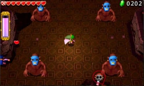 The Legend of Zelda Tri Force Heroes 3DS ROM