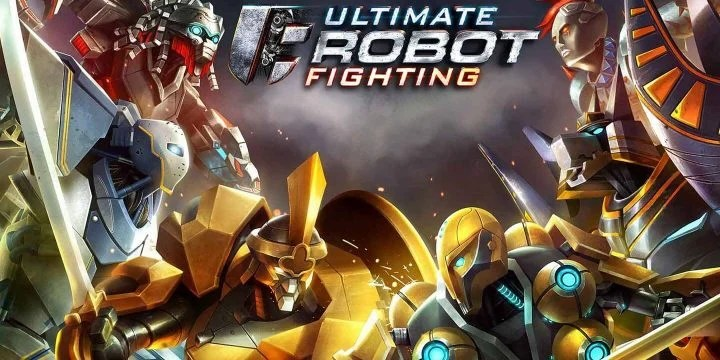 Ultimate Robot Fighting MOD APK cover