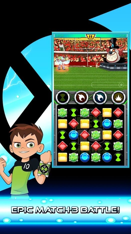 Ben 10 Heroes for Android