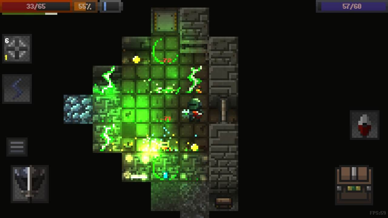 Caves Roguelike for Android