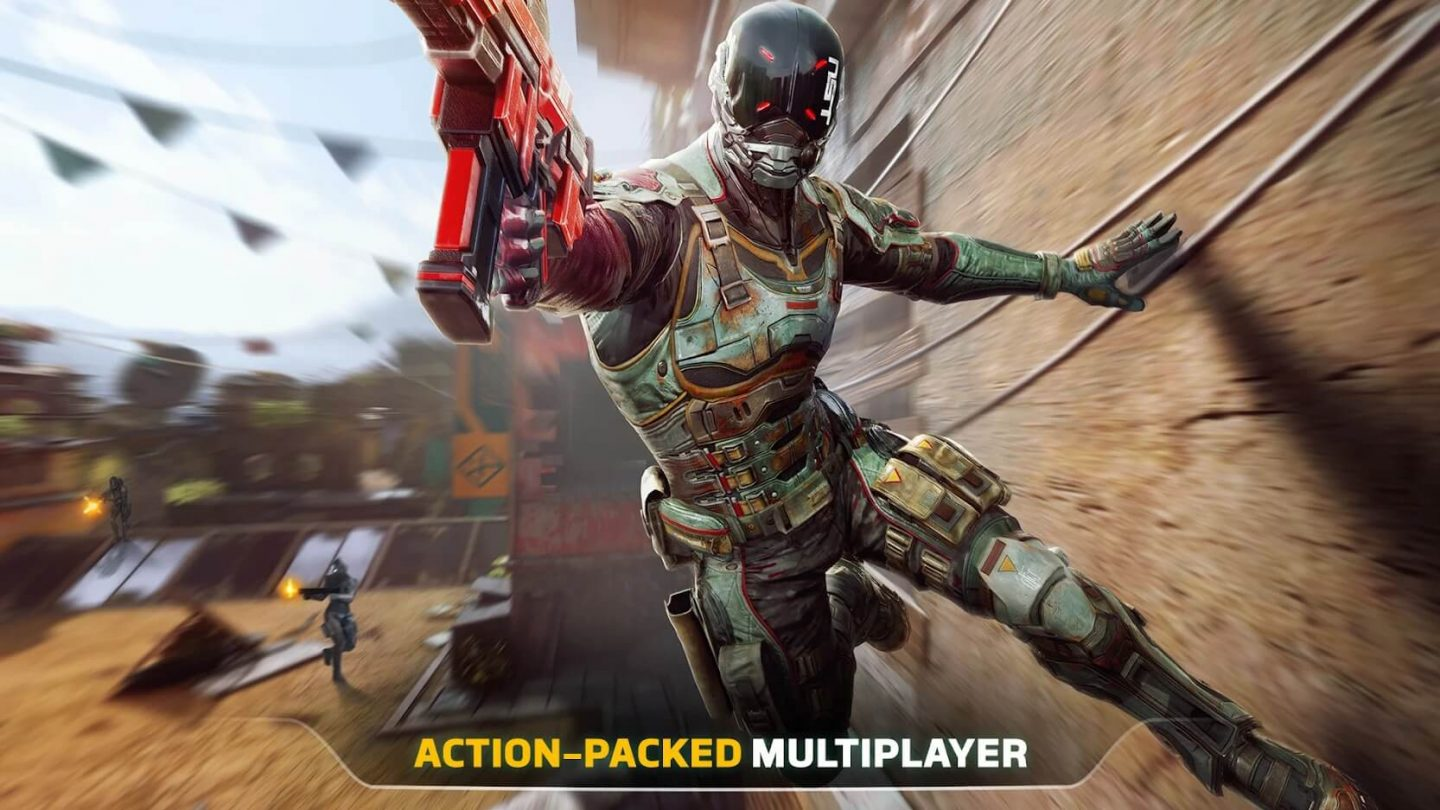 Modern Combat Versus for Android 1440x810