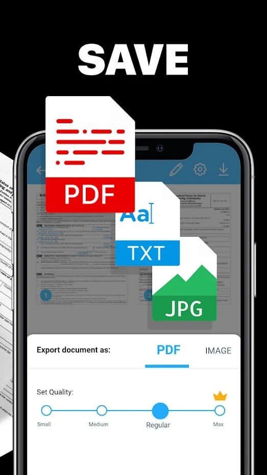 TapScanner for Android