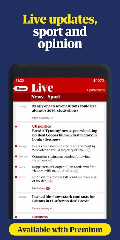 The Guardian for Android