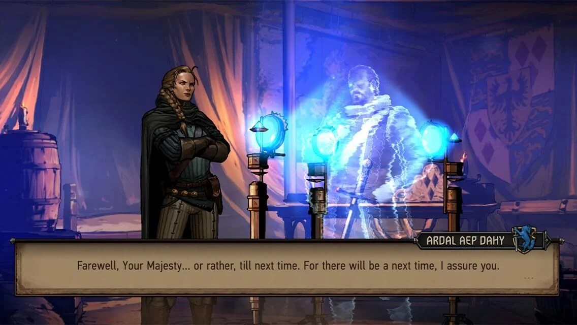 The Witcher Tales Thronebreaker on APKMODY