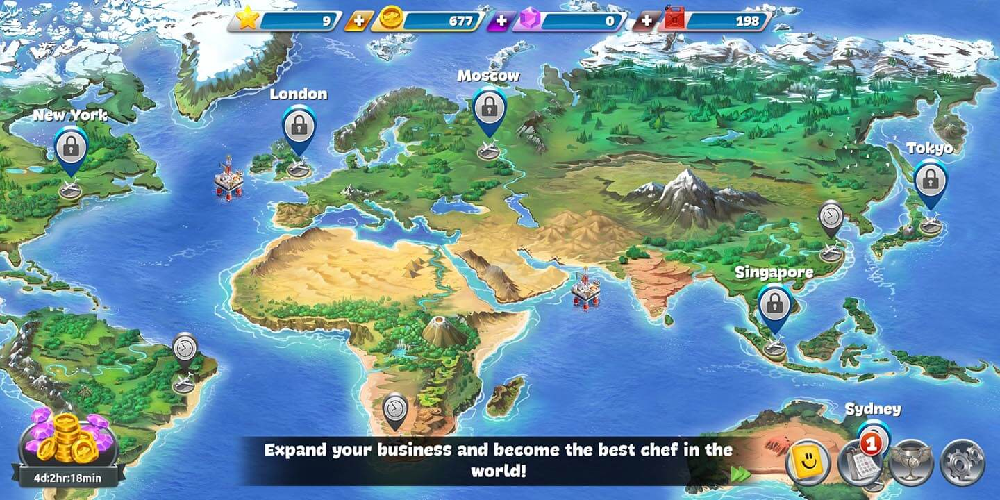 Airplane Chefs for Android