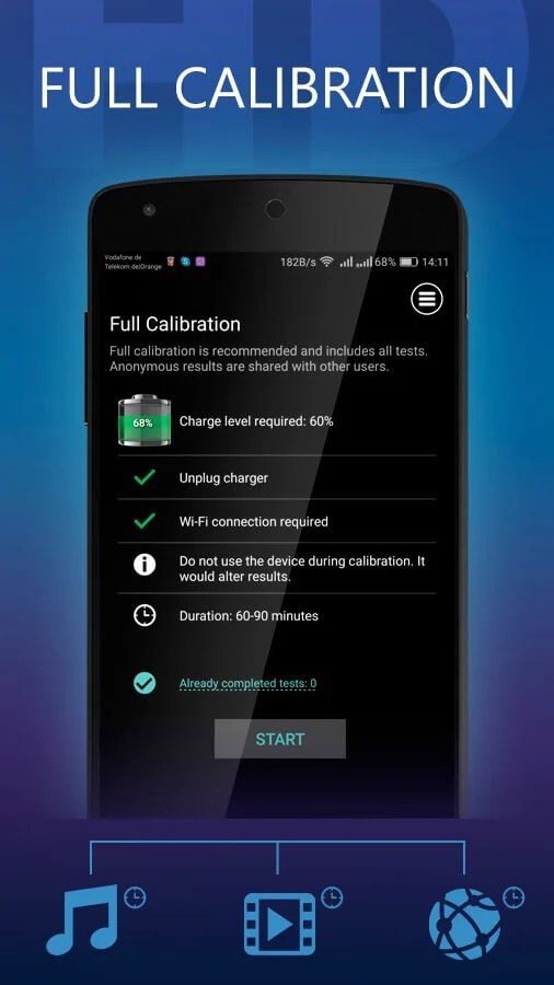 Battery HD Pro for Android
