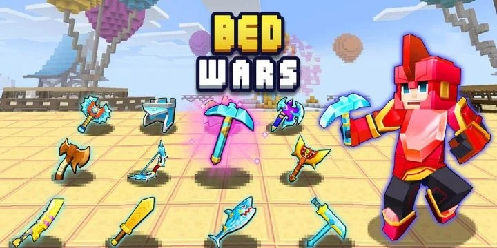 Bed Wars APK cover
