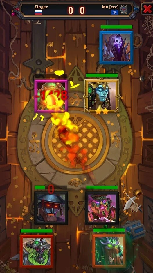 Dungeon Crusher Soul Hunters for Android
