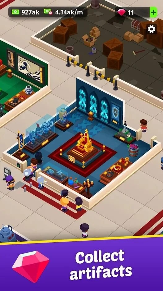 Idle Museum Tycoon for Android