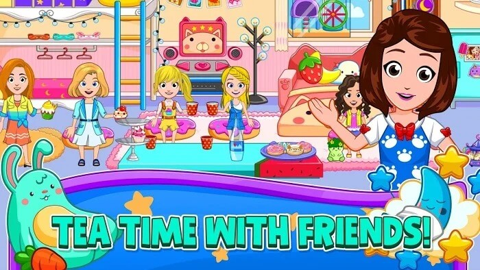 My City Pajama Party for Android
