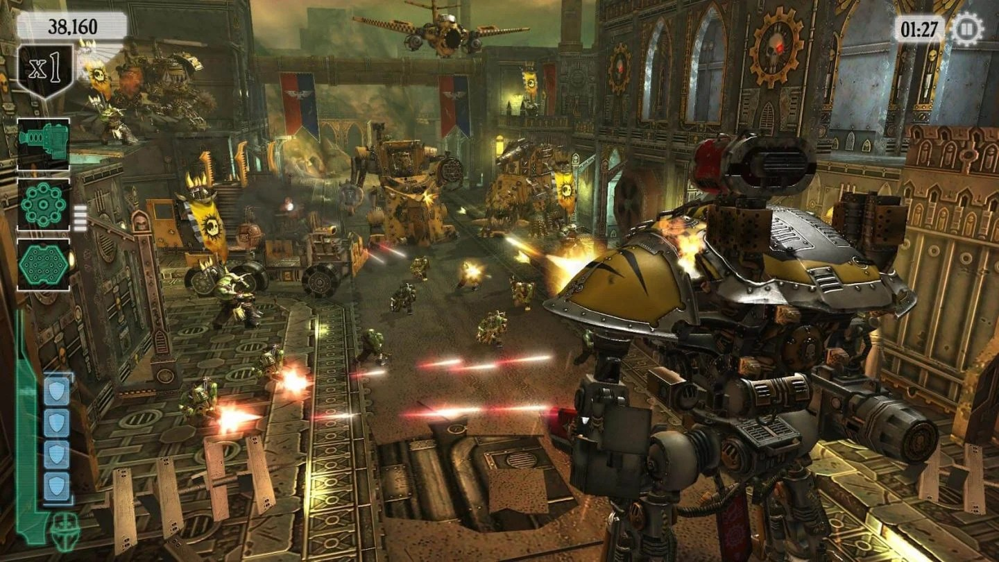 Warhammer 40000 Freeblade for Android 1440x810