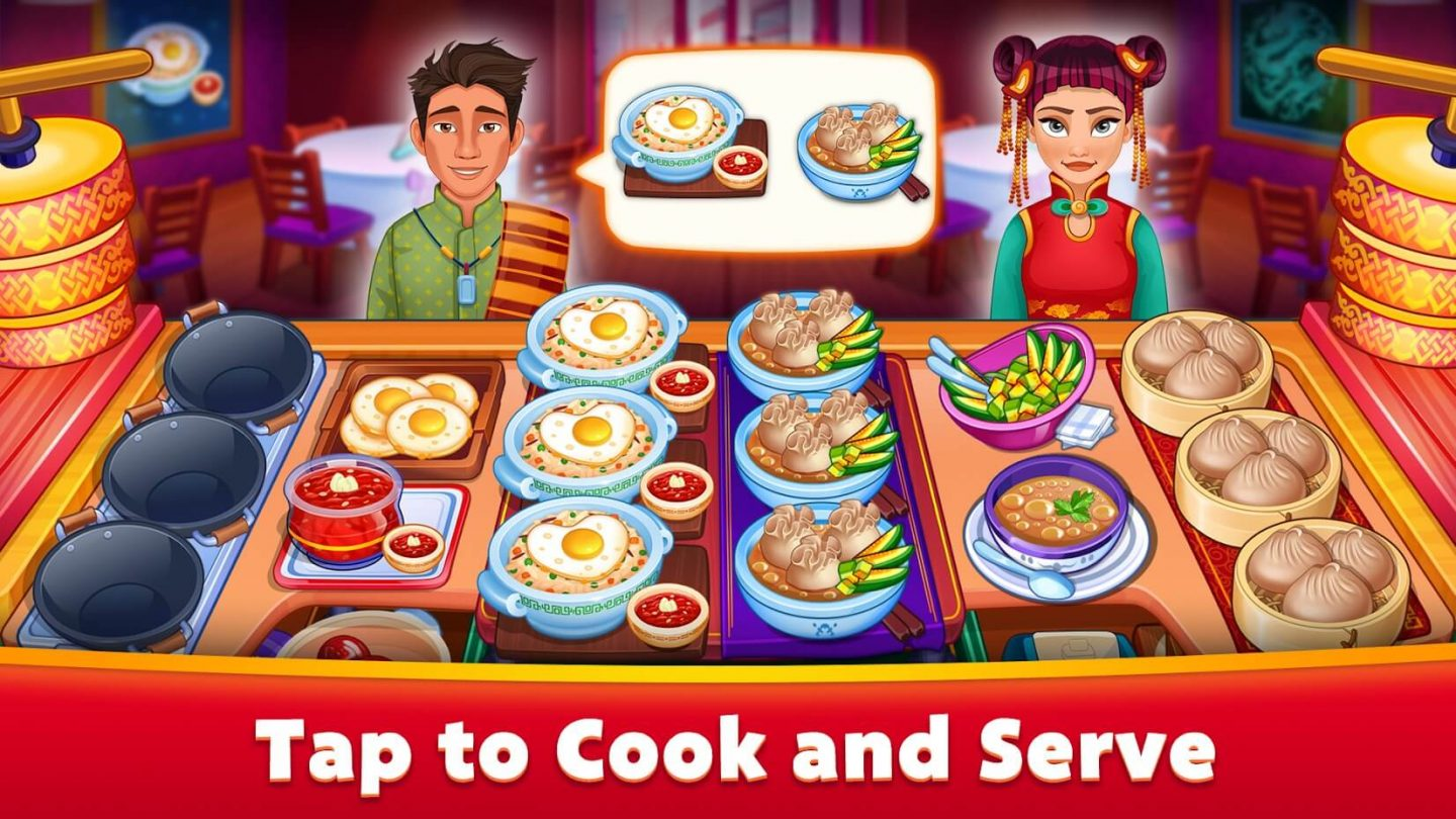 Asian Cooking Star for Android 1440x810