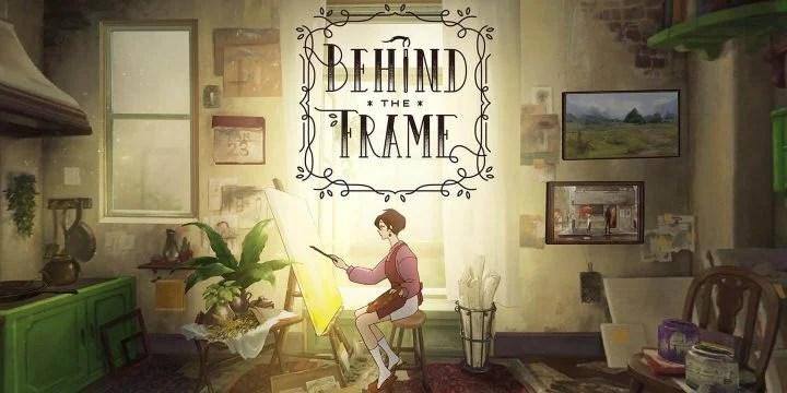 Behind the Frame The Finest Scenery APK cover