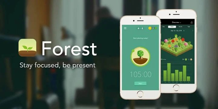 Forest MOD APK cover