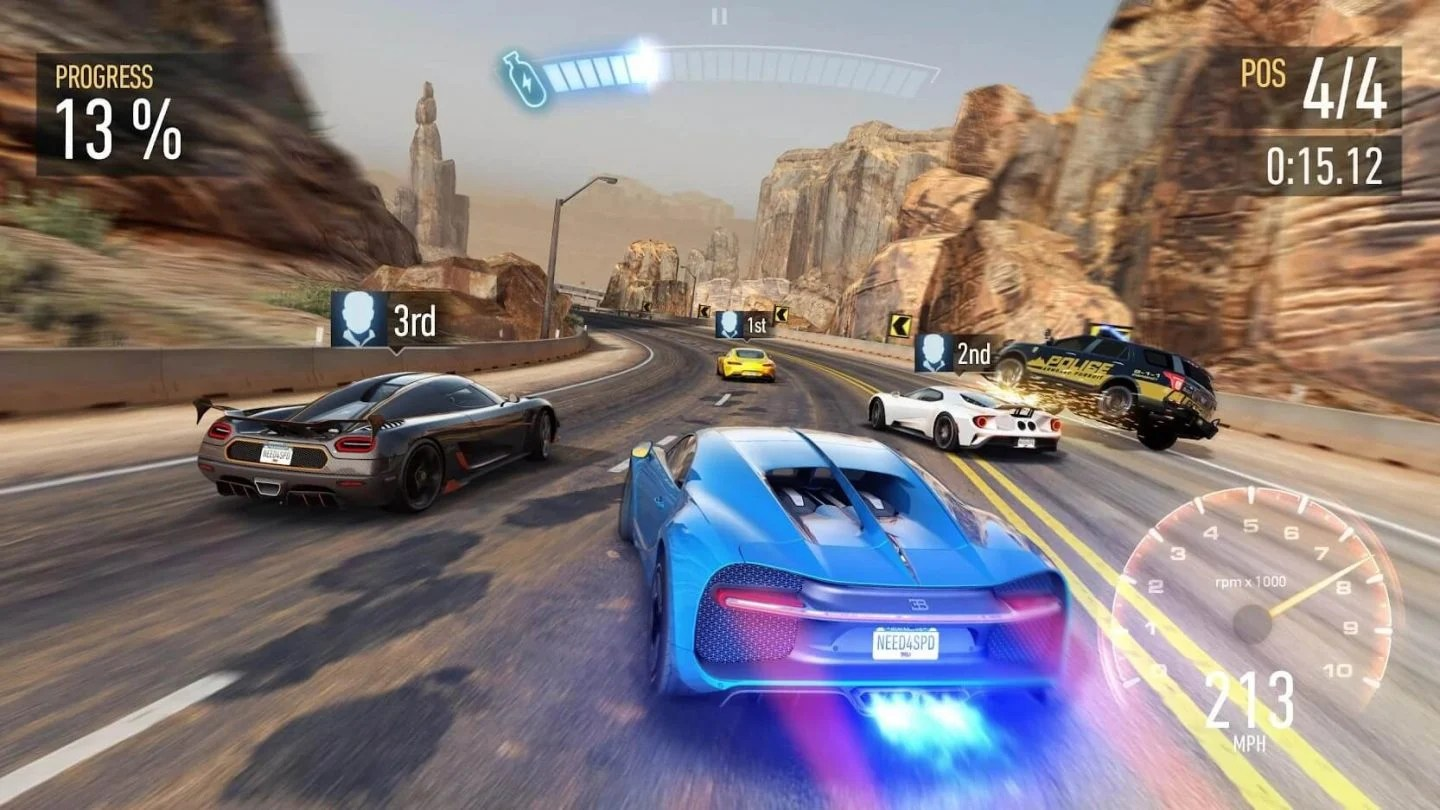 Need for Speed No Limits APK download 1440x810