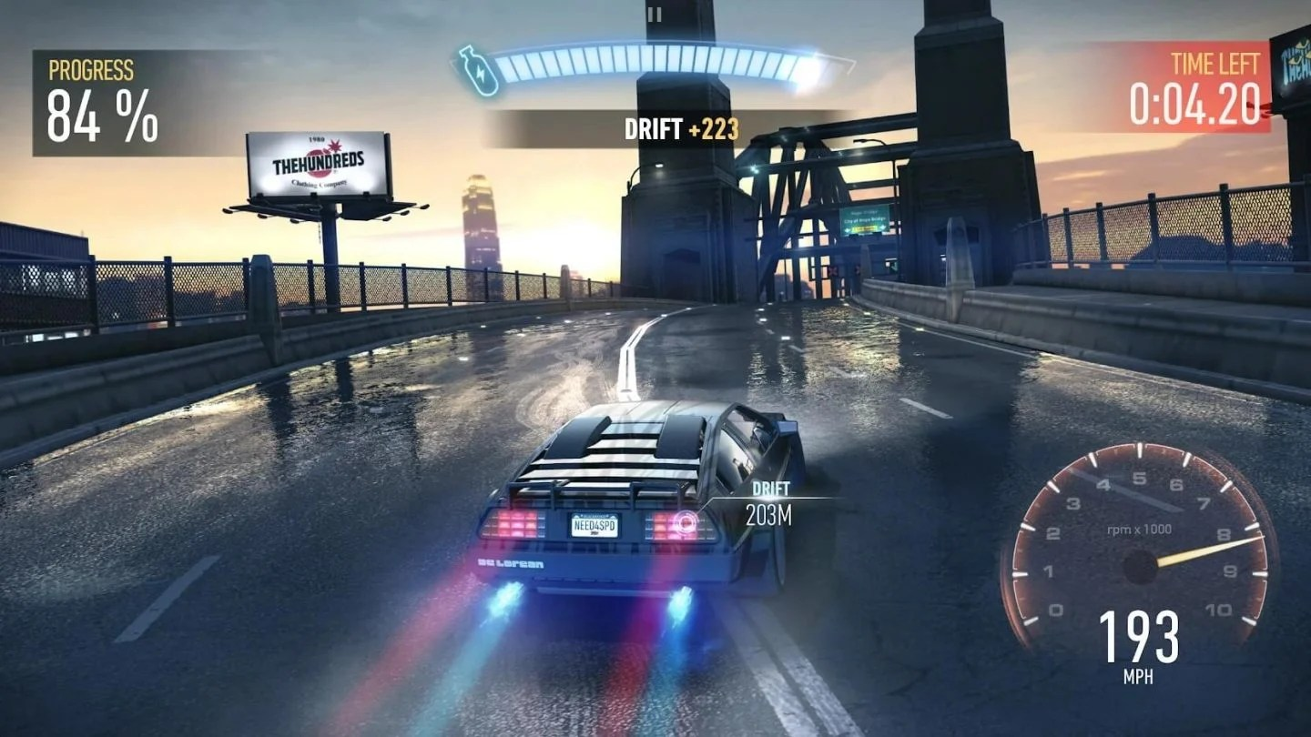 Need for Speed No Limits screenshot 1440x810