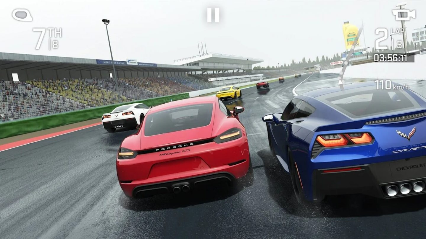 REAL RACING NEXT for Android 1440x810