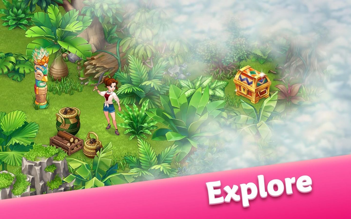 Taonga Island Adventure for Android 1440x900