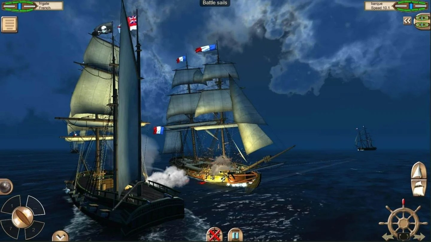 The Pirate Caribbean Hunt for Android 1440x810