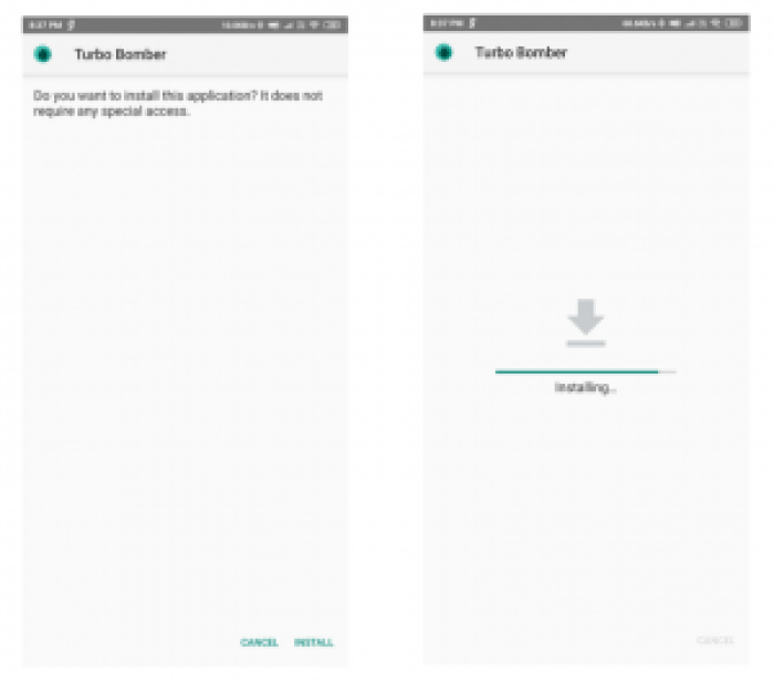 Download Turbo SMS Bomber For Android