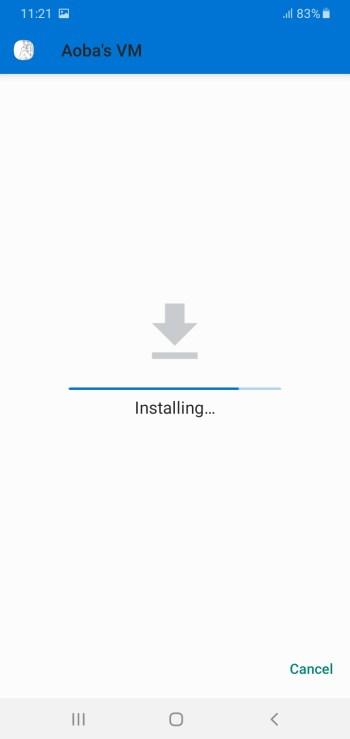 Aoba Virtual APK Download