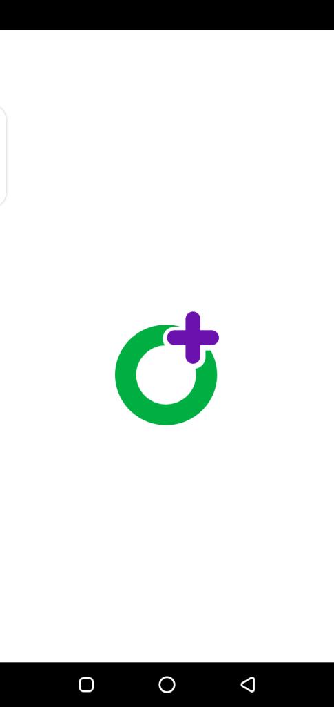 Screenshot of MI Beca Para Empezar App