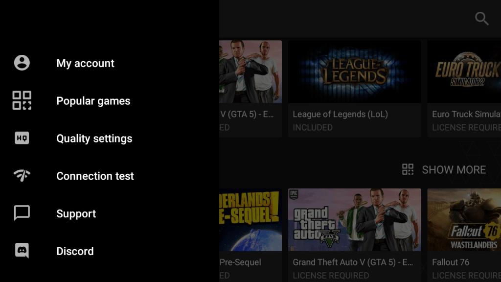 Screenshot of Vortex Hack Apk GTA 5