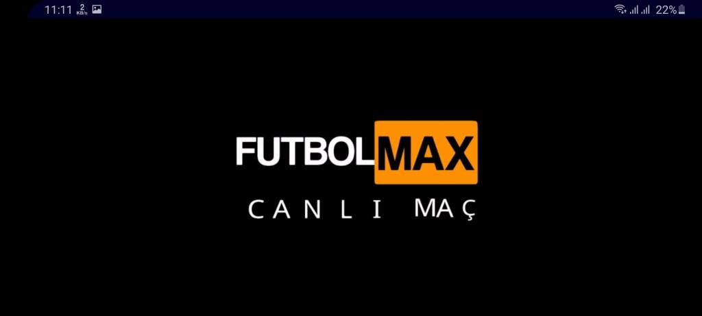 Screenshot of Futbol Max App
