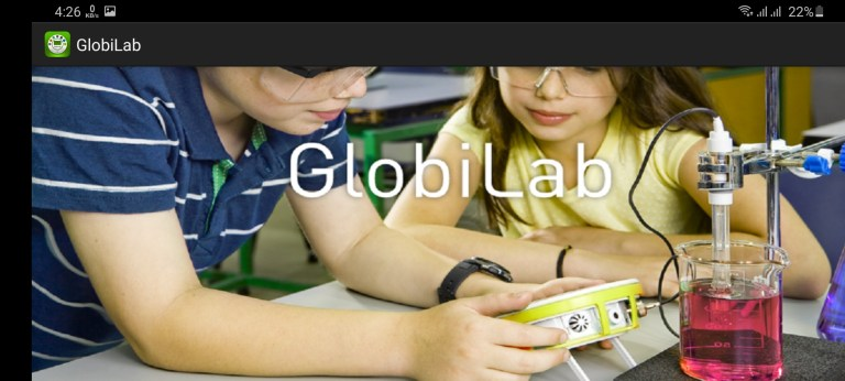 Screenshot of Globilab