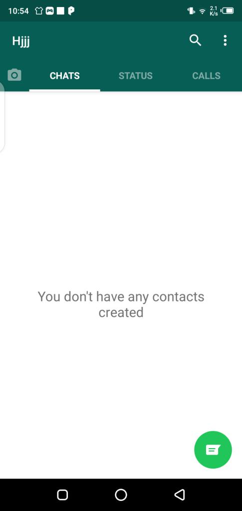 Screenshot of Whatsmock Pro
