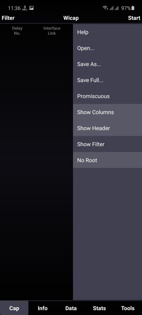 Screenshot of Wicap Pro Apk Download