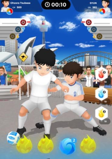 Screenshot of Tsubasa+ App