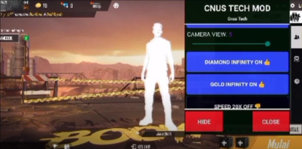 Screenshot of CNUS Tech FF