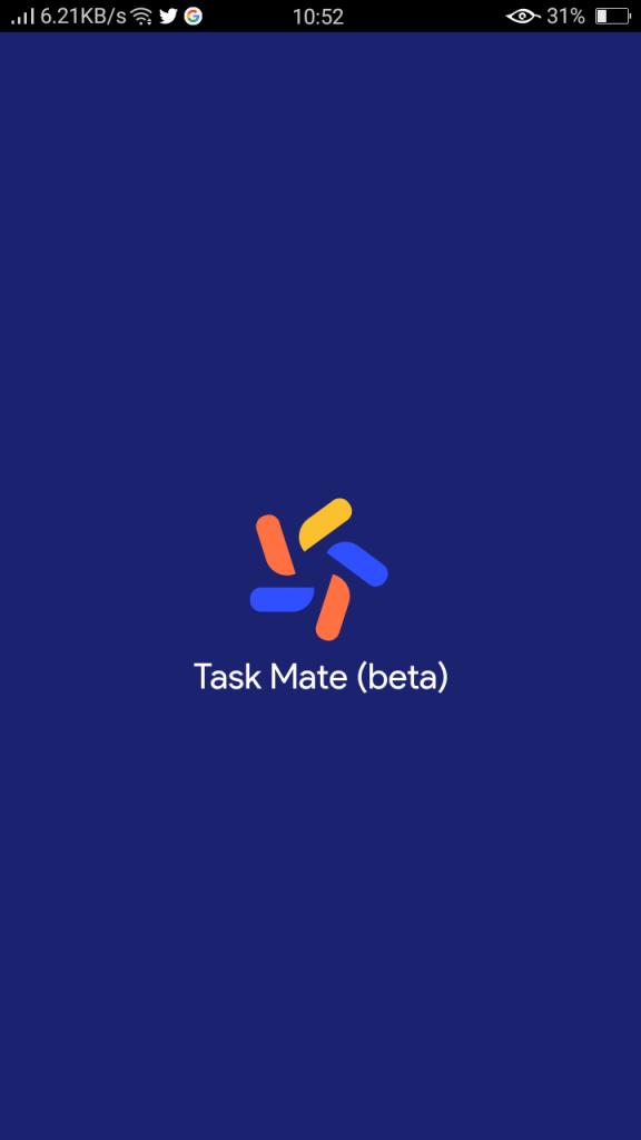 Screenshot of Google Task Mate Apk