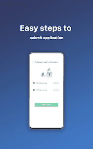 Screenshot of Cashpurse Loan