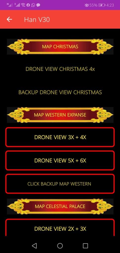 Screenshot of Han V30 ML