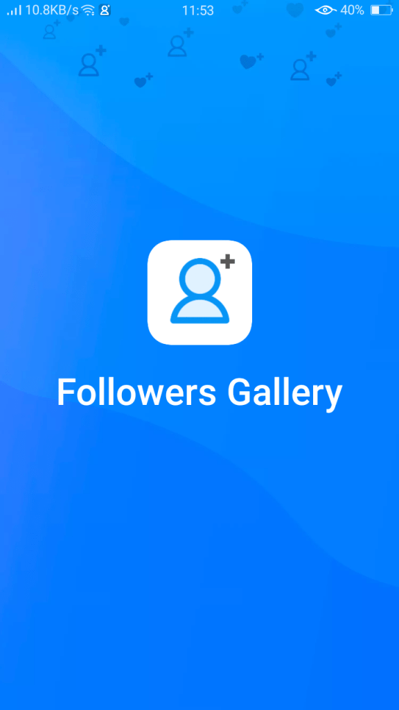 Screenshot of Followers Gallery