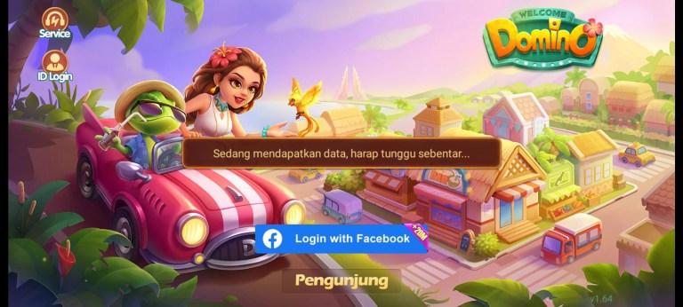 Screenshot of Higgs Domino Rp Apk
