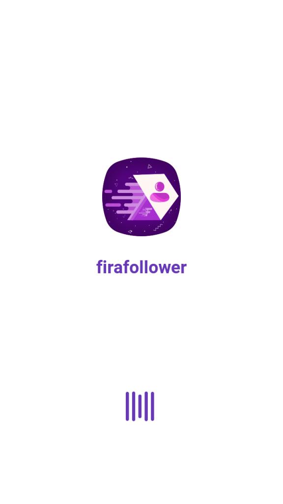Screenshot of FiraFollower