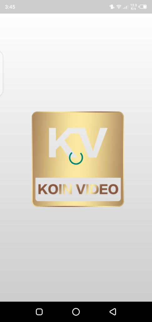 Screenshot of KV Vidio