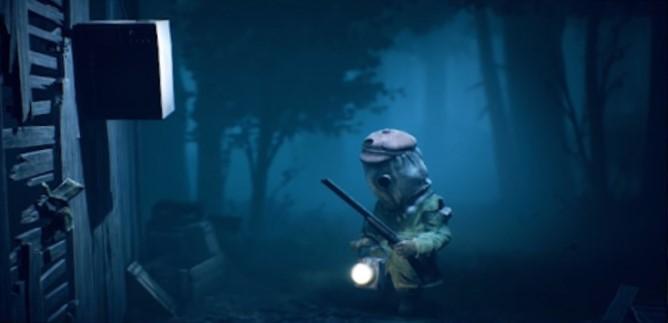 Screenshot of Little Nightmares 2 Game Download