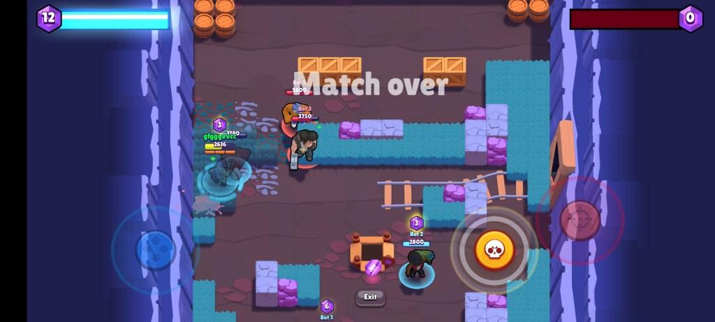 Screenshot of Retro Brawl Apk